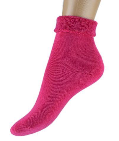 Носки махровые Мягкий отворот Parasocks