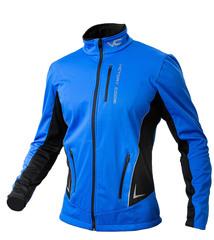 Утеплённая лыжная куртка 905 Victory Code Speed Up Blue A2