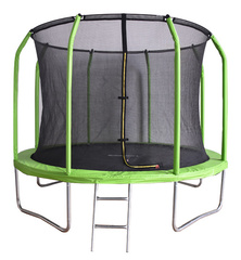 Батут Bondy Sport 8 FT (2,44 м ) зеленый