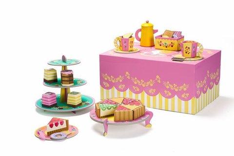 Игровой набор Krooom Чайная вечеринка