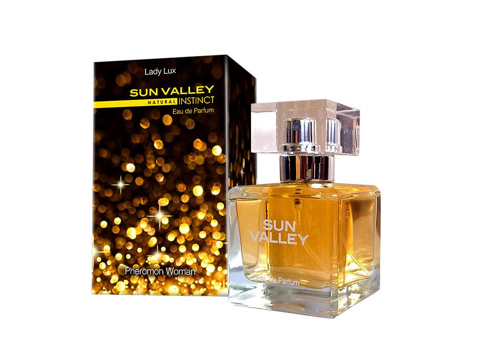 Женские духи с феромонами Natural Instinct Sun Valley - 100 мл.