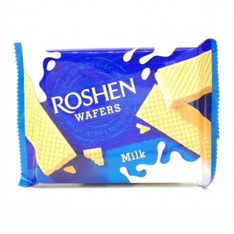 Вафли ROSHEN Wafers Молоко 72 г УКРАИНА