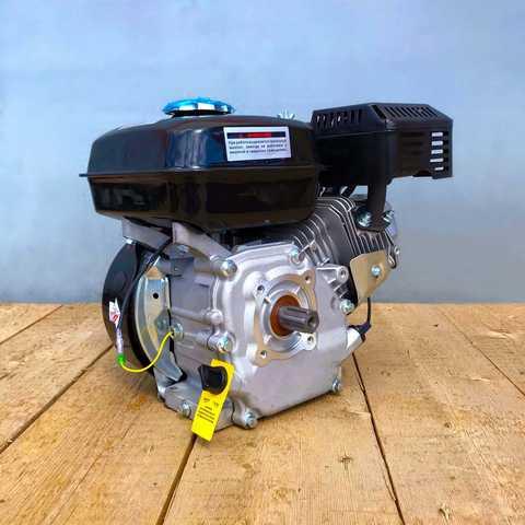Двигатель FORZA 407 под шлицы