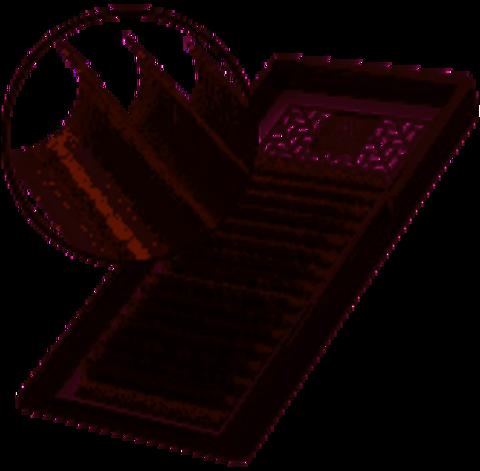 Тёмно-коричневые ресницы BARBARA (C 0.07 09mm)