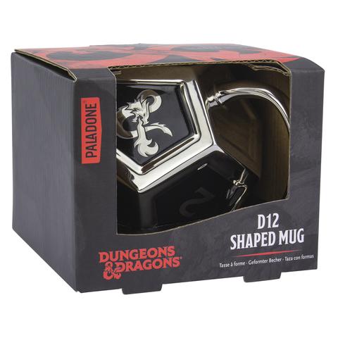 3D кружка Dungeons & Dragons D12 Mug