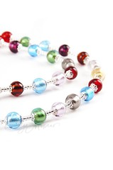 Ожерелье Carnevale Argento цвета мультиколор