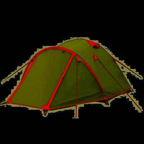 Туристическая палатка Tramp Lite Camp 4