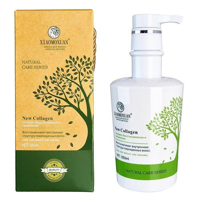 Маска для волос XIAOMOXUAN New Collagen 550 мл