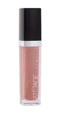 l`atuage Блеск для губ MAGNETIC LIPS №124 розово-коричневый перламутровый