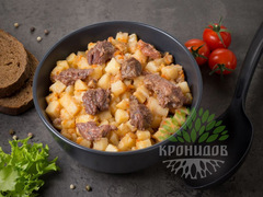 Туристическая еда Кронидов (Картофель с говядиной) - 2