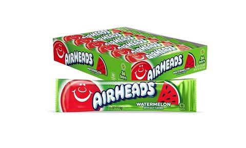 Жевательная конфета AirHeads Watermelon