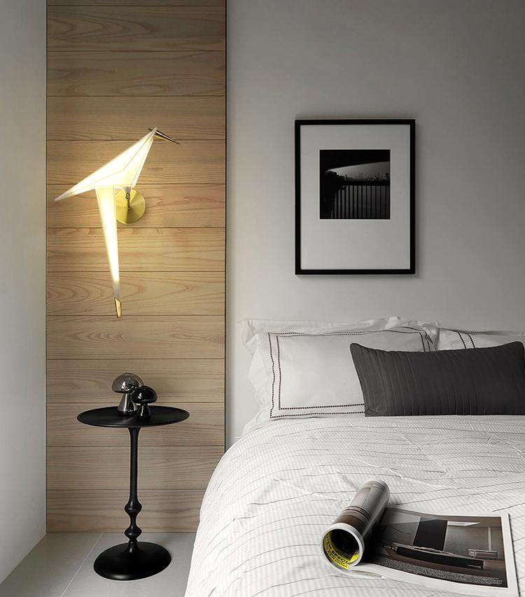 Настенный светильник копия PERCH by Moooi (medium)