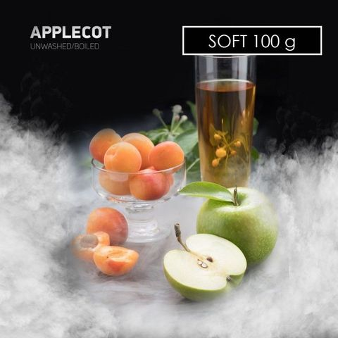 Табак Dark Side SOFT APPLECOT 100 г