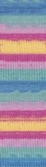 6550 (Бирюза,голубой,розовый,цикламен,желтый)