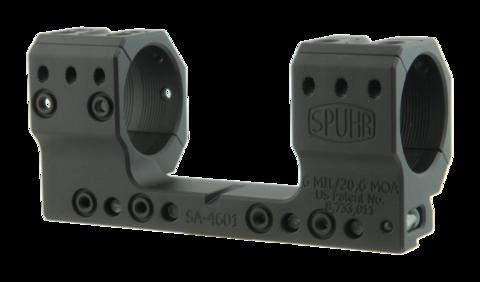 Тактический кронштейн SPUHR D34мм на 12mm (Accuracy), H35мм, наклон 6MIL/ 20.6MOA (SA-4601)