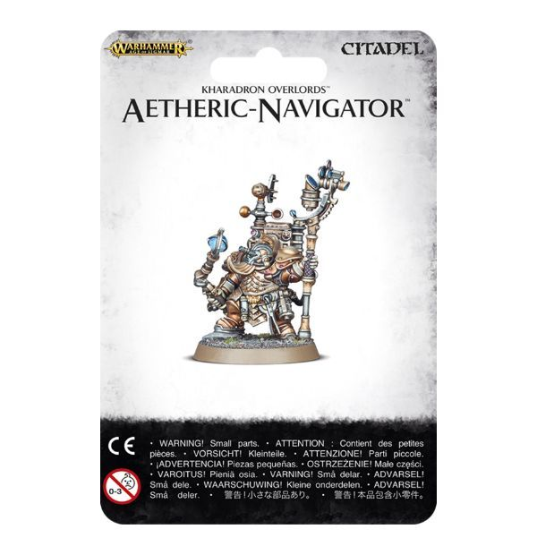 Aetheric Navigator. Упаковка