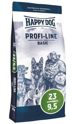 Happy Dog Profi-Line Basic 23/9,5
