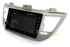 Магнитола Hyundai Tucson 2016-2018  Android 10 4/64GB IPS DSP 4G модель CB-1030T9