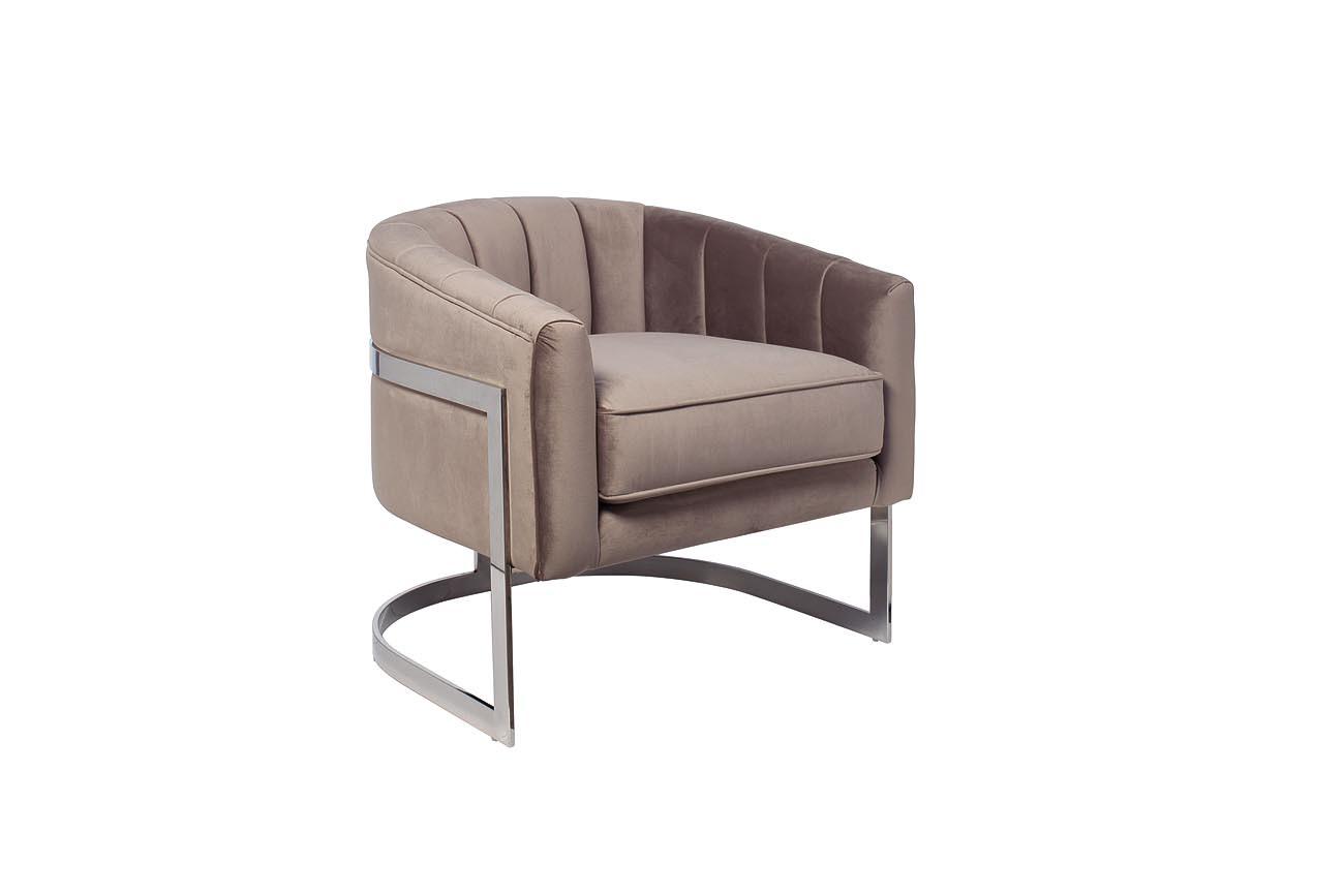 Кресло на металлическом каркасе (ZW-777) Garda Decor