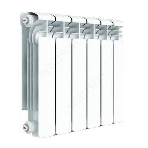 Радиатор алюминиевый Alum 500 06 секций