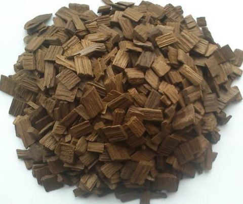 Дубовая щепа (смесь №3) 100 гр.