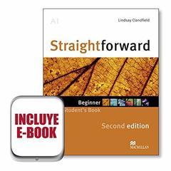 Straightforward 2Ed Beg SB +Webcode +eBook