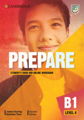 Prepare 2nd Edition 4 Student's Book with Onlin...