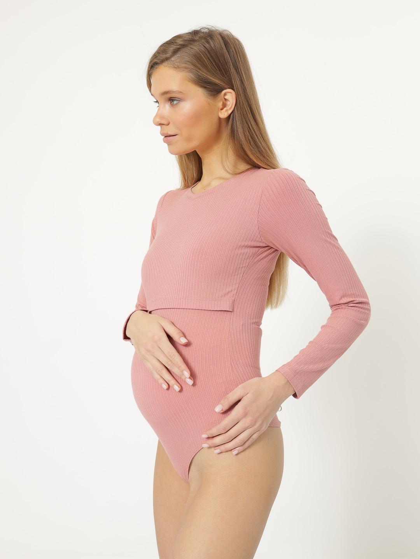 Боди для беременных и кормящих - Фото 6