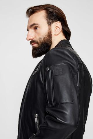 Куртка кожаная L-CASE-KA JACKET Diesel