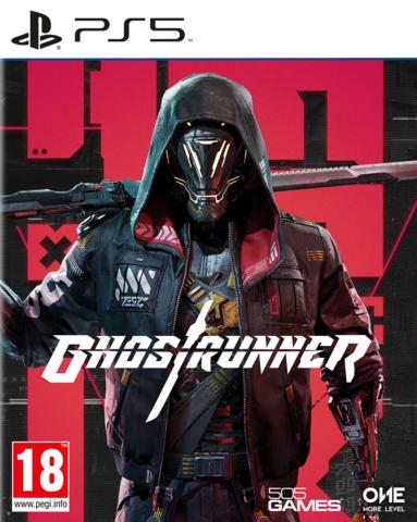 Ghostrunner (PS5, русские субтитры)