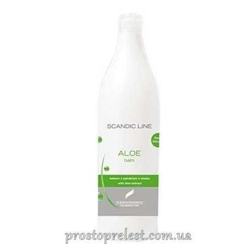 Profis Scandic Line Aloe Hair Balm - Бальзам для волос с алоэ