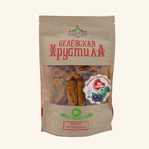 Хрустила Белевская с черной смородиной без сахара купить в Ростове