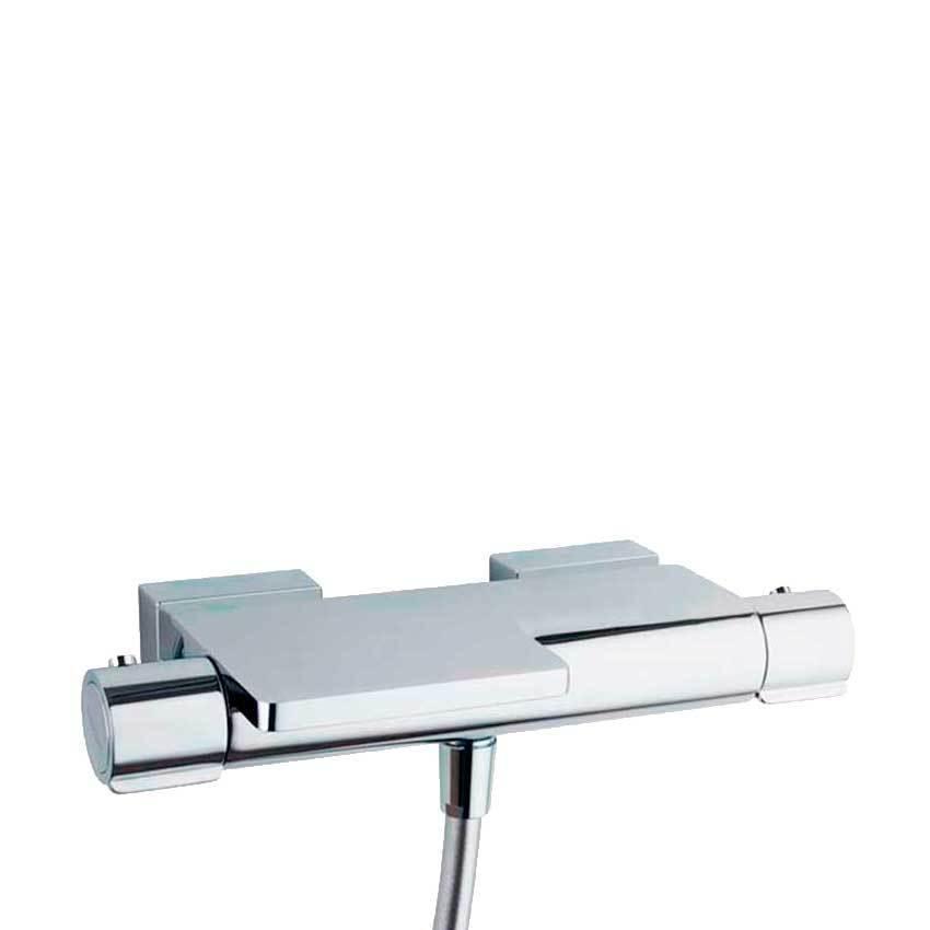 Смеситель термостатический для ванны с каскадным изливом AROLA 2639S
