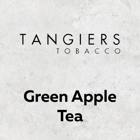 Тangiers (250 гр) Green Apple Tea (Noir)