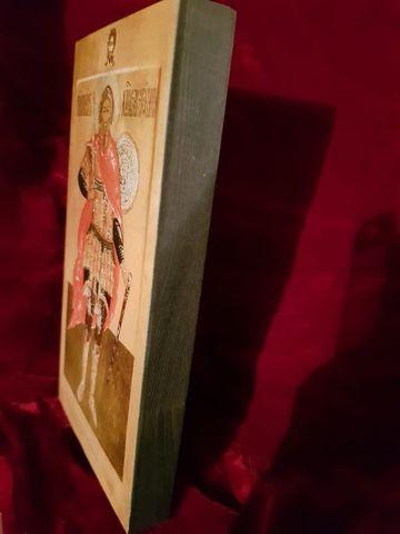 Икона святой Артемий Великомученик на дереве на левкасе мастерская Иконный Дом