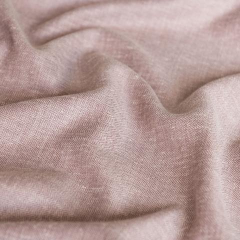 Ткань под лен Кенна розовый