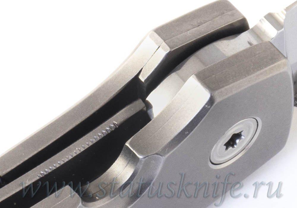 Нож Bob Terzuola ATCF CPM154 Carbon Fiber - фотография