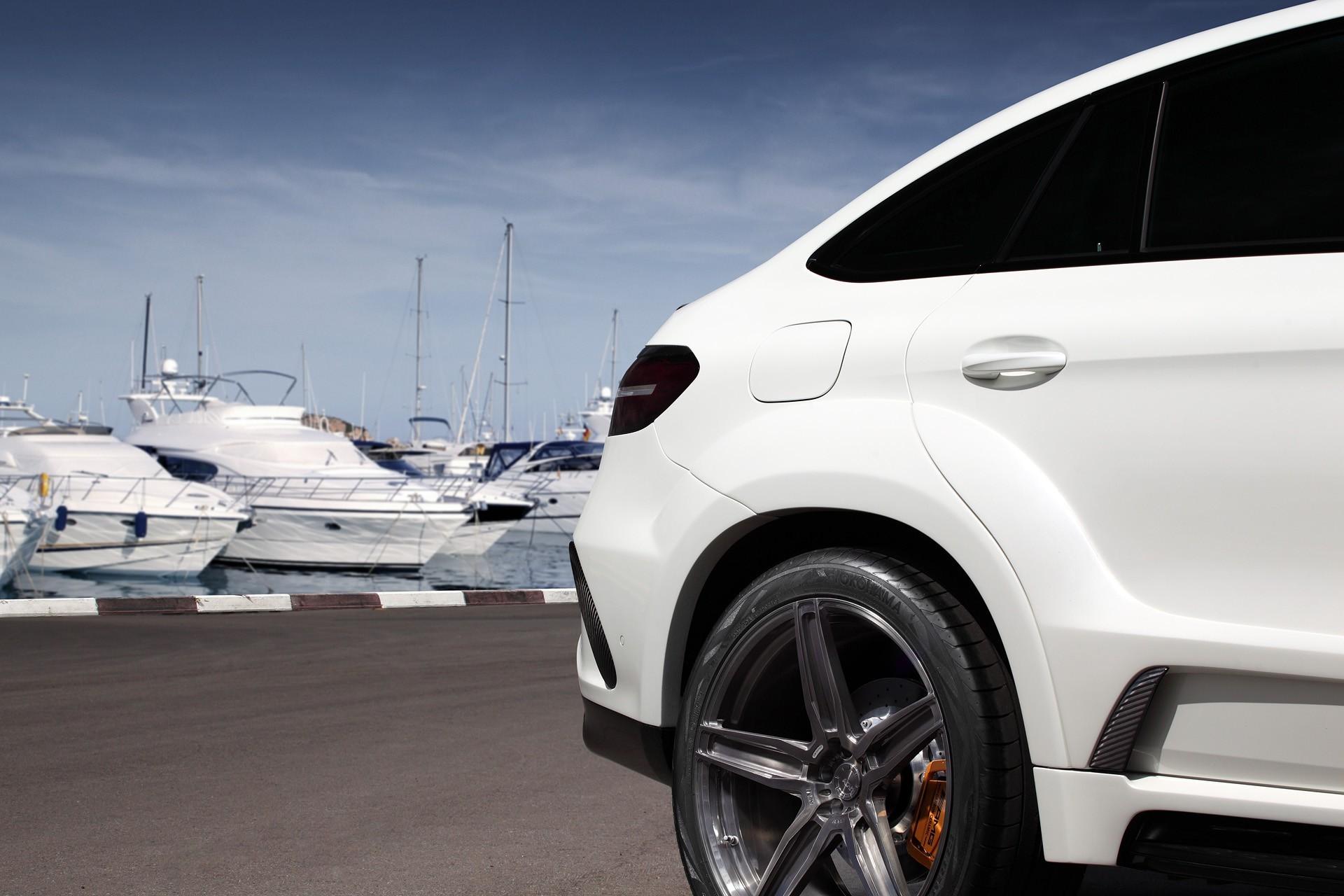 Обвес Topcar Design для Mercedes GLE coupe INFERNO