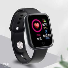 Смарт-часы (фитнес-браслет) Y68