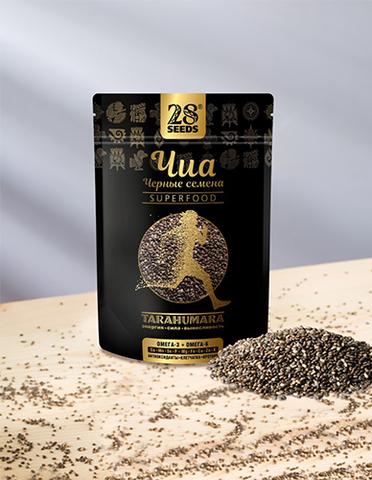 Черные Семена Чиа, 200 г