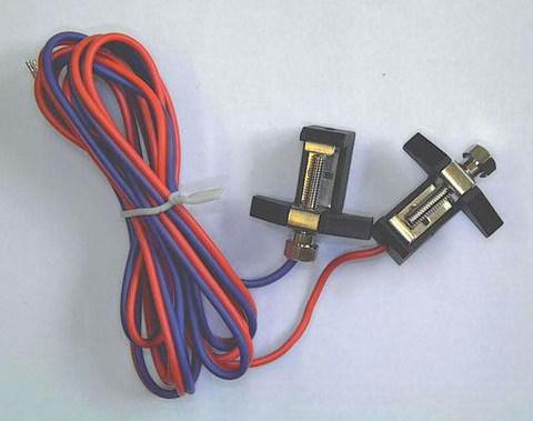 PIKO 35270 Клипса контактная с проводами, 1:22,5
