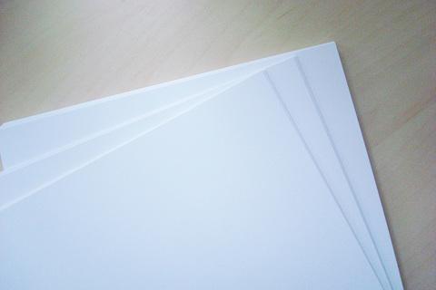 Кардсток белый 300 гр 30х30 см