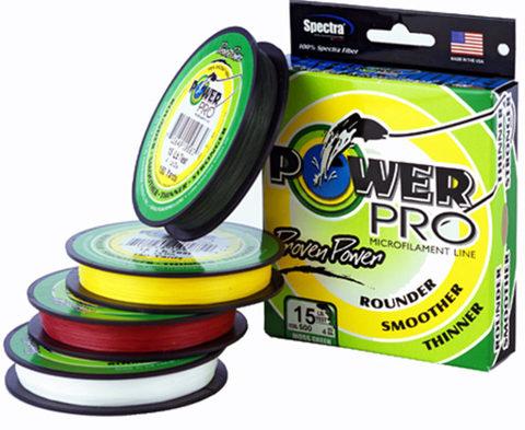 Плетеный шнур Рower Pro 135м 0,36мм