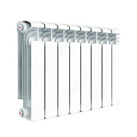 Радиатор алюминиевый Alum 500 08 секций