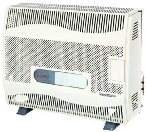 Конвектор газовый напольный - Hosseven HHS-9 V со стальным теплообменником (9 кВт)