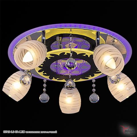 05910-0.3-05+LED светильник потолочный