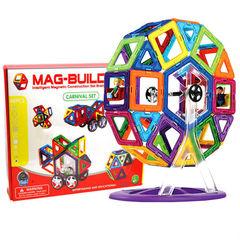 Детский магнитный конструктор Mag-Building