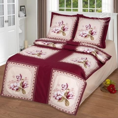 Комплект постельного белья Домашний очаг Сатин CLASSIK