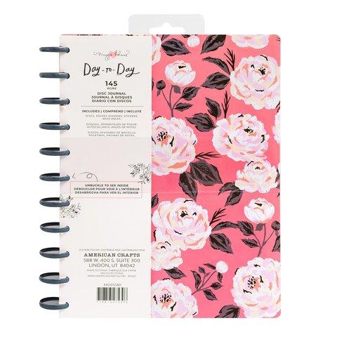 Планер Maggie Holmes Day-To-Day Journal 21х27,5 см- Floral