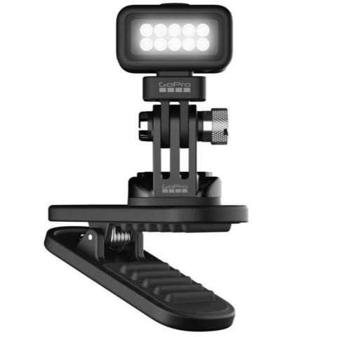 Портативная светодиодная подсветка GoPro Zeus Mini
